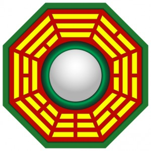 bagua-mirrors