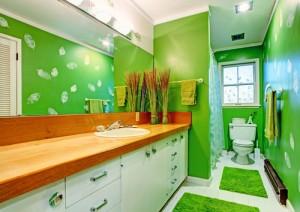 toilet-green